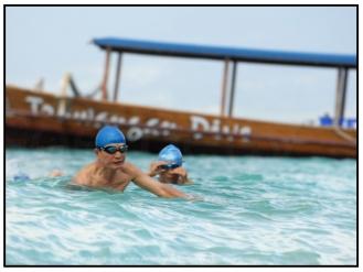 Japanese swimming (3)